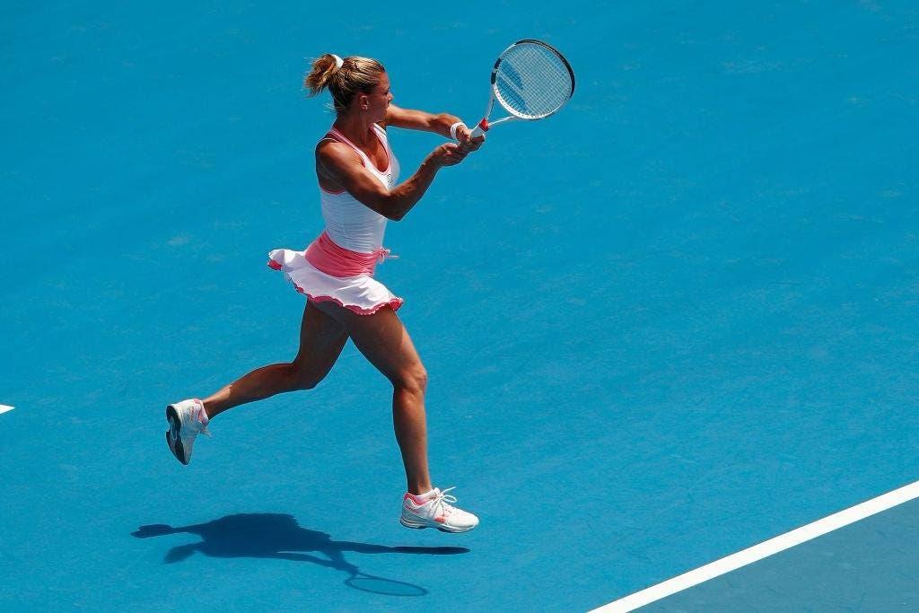 Camila Giorgi ipnotizza anche la Maga a Sydney: è in semifinale