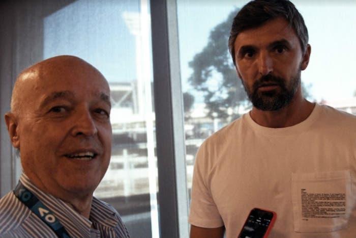 """Ivanisevic in esclusiva: """"I miei ex allievi possono battere Federer e Nadal"""""""