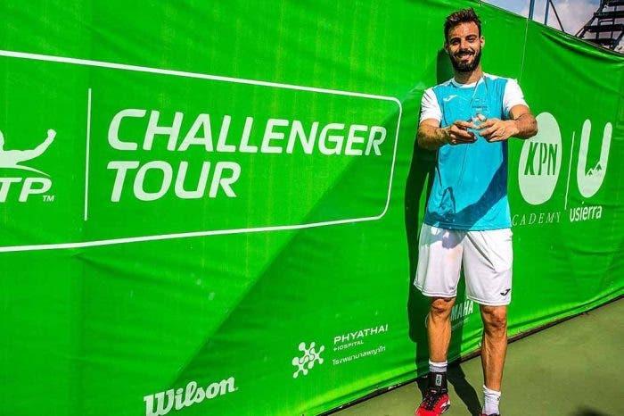 Mondo Challenger: a Rubin, Kubler e Granollers i primi titoli dell'anno