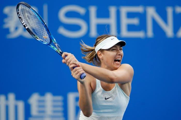 WTA Shenzhen: Sharapova e Halep illuminano la Cina