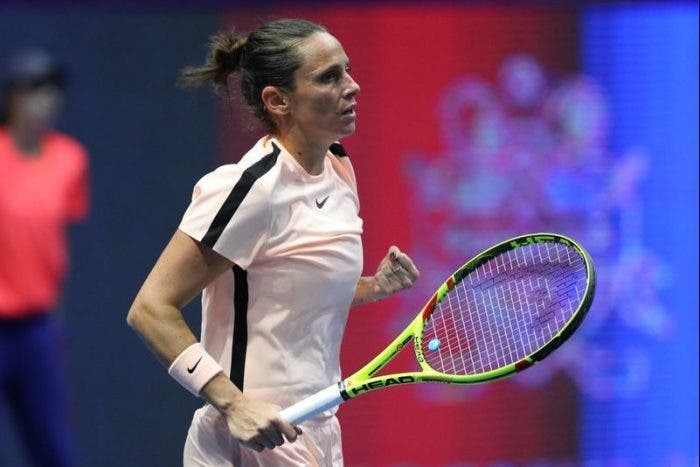 WTA San Pietroburgo: Vinci non molla, Chiesa KO. Potapova per Wozniacki