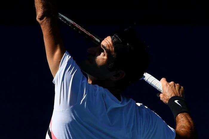 Il servizio, la chiave del successo di Federer in finale