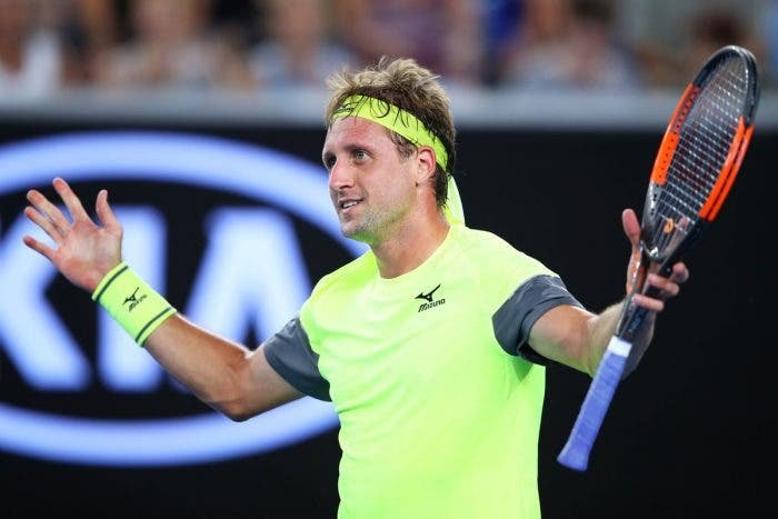 Australian Open: Thiem sparisce. L'impresa è di Tennys Sandgren