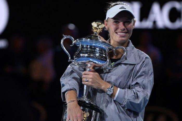 Australian Open: la favola di Wozniacki, primo Slam e ritorno al trono