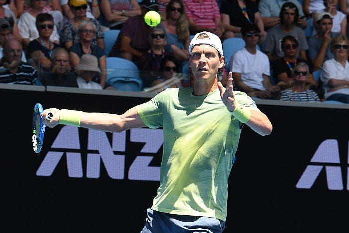 Australian Open: Berdych è ancora un campione. Out Fognini