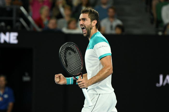 Australian Open: Cilic va come un treno, prima finale a Melbourne