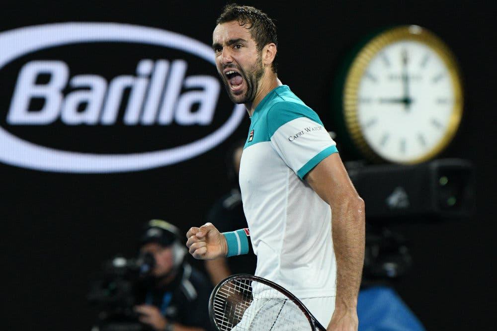 ATP Ranking: Cilic sale al numero 3, Wawrinka fuori dalla top 10