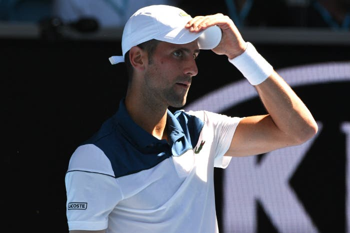 "Djokovic: ""Forse mi prenderò altro tempo"""