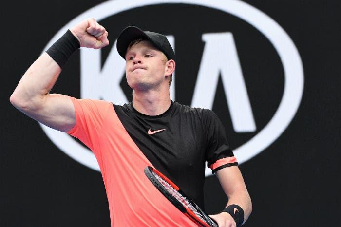 Australian Open: irrompe Kyle Edmund, è il primo semifinalista