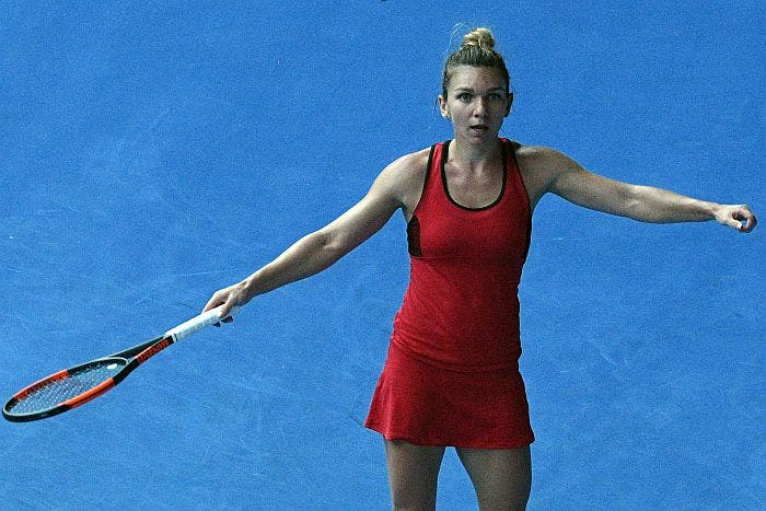 Australian Open: Halep eroica, ci sarà una nuova campionessa Slam
