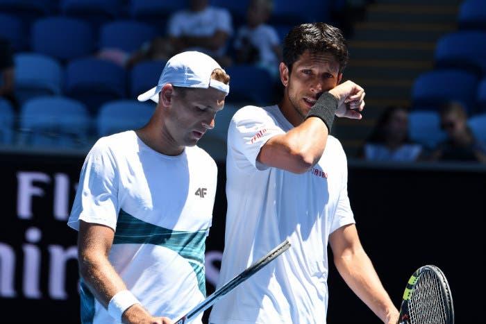 Australian Open, doppio: la caduta dei numeri uno