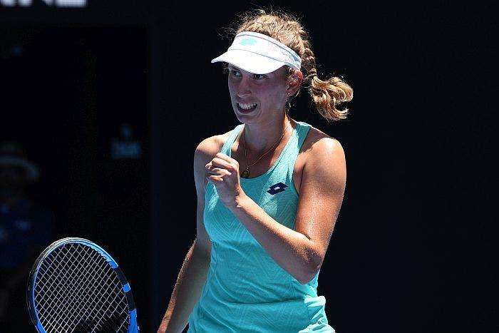 Australian Open: Mertens da urlo, semi contro Wozniacki