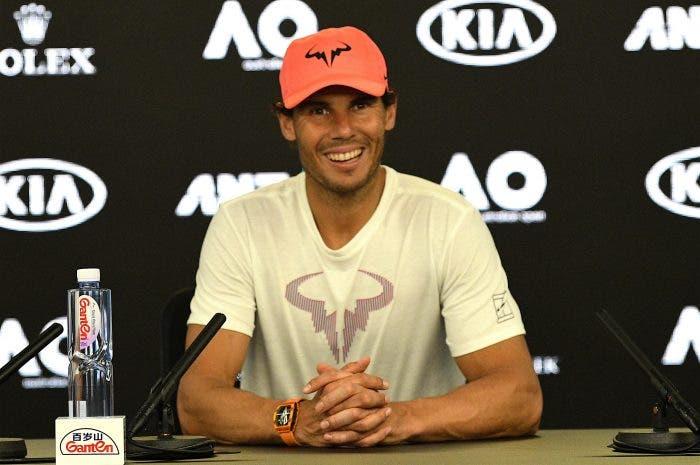"""Nadal: """"Bisogna lottare per migliorare il nostro sport"""""""