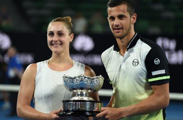 Australian Open: la doppietta di Mate Pavic e tutti gli altri campioni