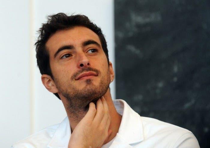 Starace conferma l'addio al tennis, Bracciali è già tornato in campo