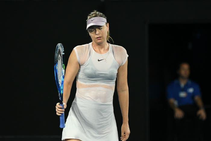 """Navratilova: """"Sharapova è diventata vulnerabile agli occhi delle altre"""""""