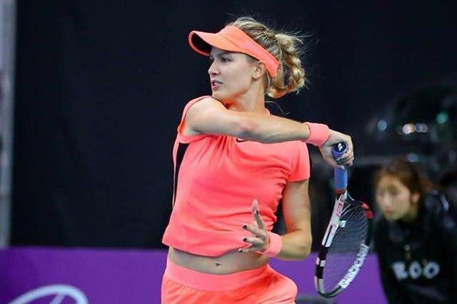 WTA Taipei: Wang manda Bouchard al Super Bowl
