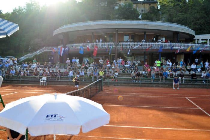 """Country Club Cuneo, tennis di alto livello nella """"Granda"""""""