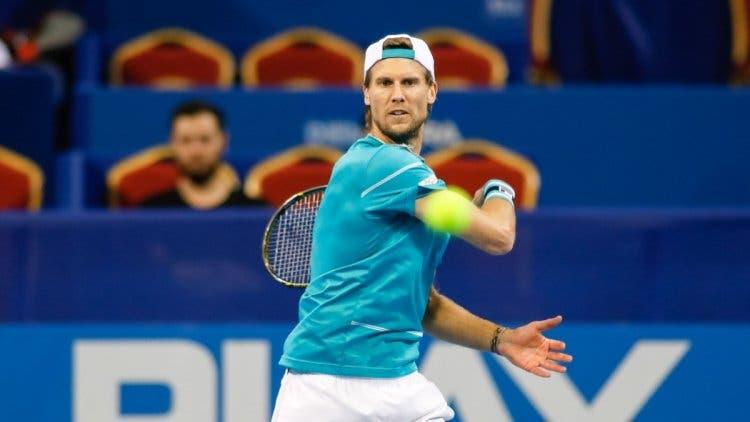 ATP Sofia: Seppi a un passo, Muller ai quarti. Wawrinka in rimonta