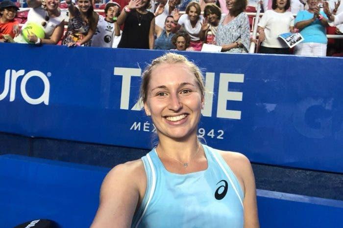 WTA Acapulco: Gavrilova si salva, Bencic no. Yastremska, che ritiro è?
