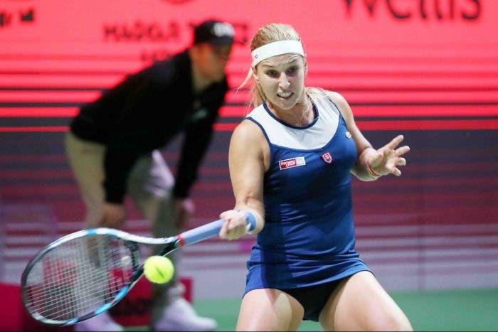 WTA Budapest: in finale 'Cibu' e Van Uytvanck
