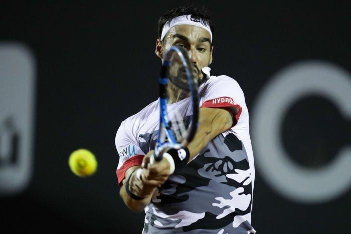 ATP San Paolo: a Fognini basta poco, quarti contro Garcia-Lopez