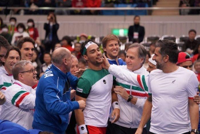 Coppa Davis: il racconto dei singolari decisivi