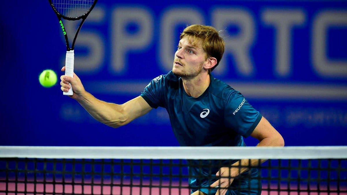 ATP Montpellier: Goffin imbuca il Belgio alla festa transalpina