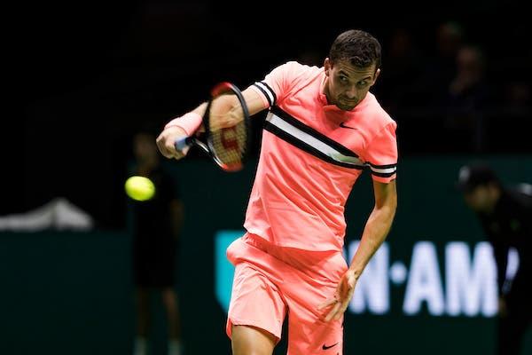 """Dimitrov: """"Federer numero 1? Sarebbe imbattibile"""""""
