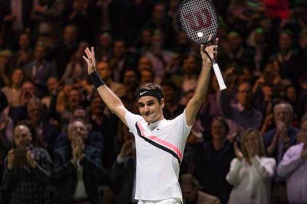 Il fenomeno Federer n.1 più anziano di sempre a 36 anni e mezzo