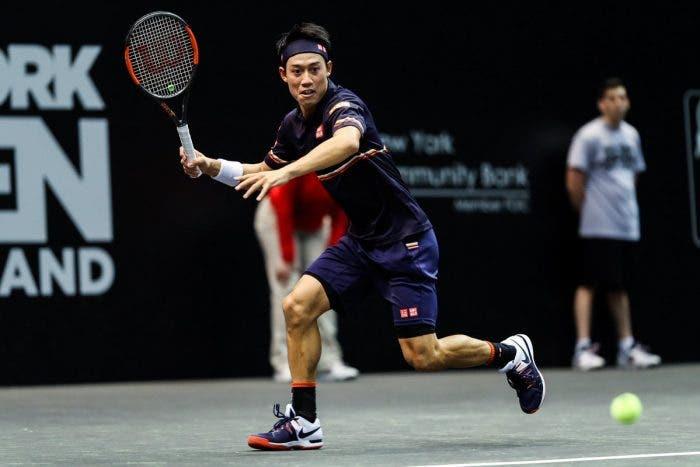 ATP New York: lampi di Nishikori. Travaglia cede sul più bello