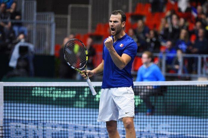 Coppa Davis: Mannarino ci regala la Francia, Coric si regala i kazaki