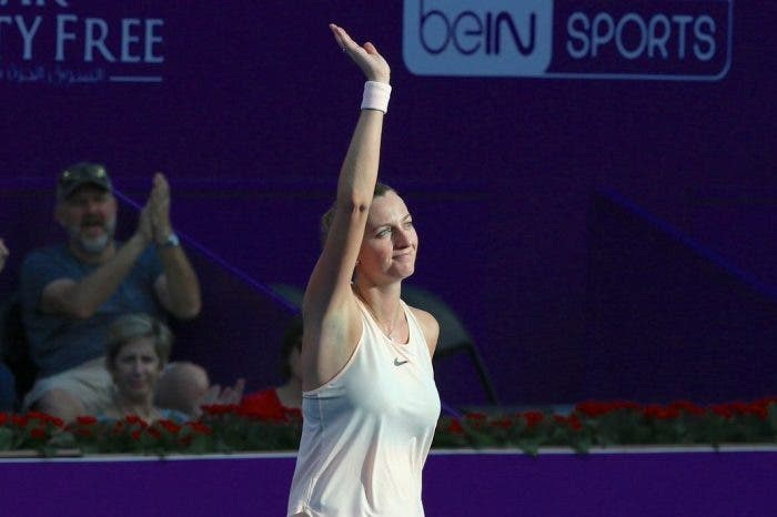 WTA Doha: Muguruza già al terzo turno, bene Kvitova e le altre big