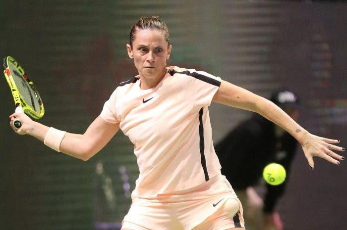 WTA Budapest: troppa Sasnovich per Robertina, adieu Ungheria