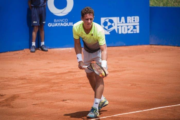 ATP Quito: Gaio perde contro Carballes Baena, poi vince la pioggia