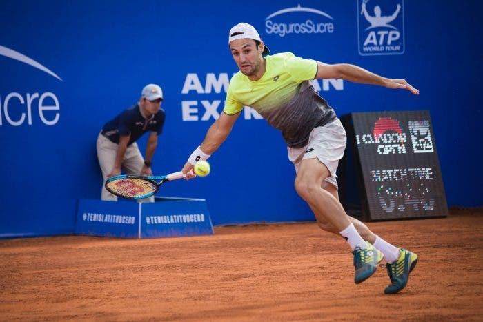 ATP Quito: gran vittoria di Travaglia. La prima di Moutet, il solito Estrella