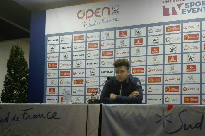 """L'entusiasmo di Tsonga: """"Il match con Rublev? Amo sfidare i giovani"""""""