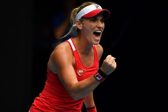 WTA Taipei: Babos fa tre, Kozlova si ferma a un passo dal sogno