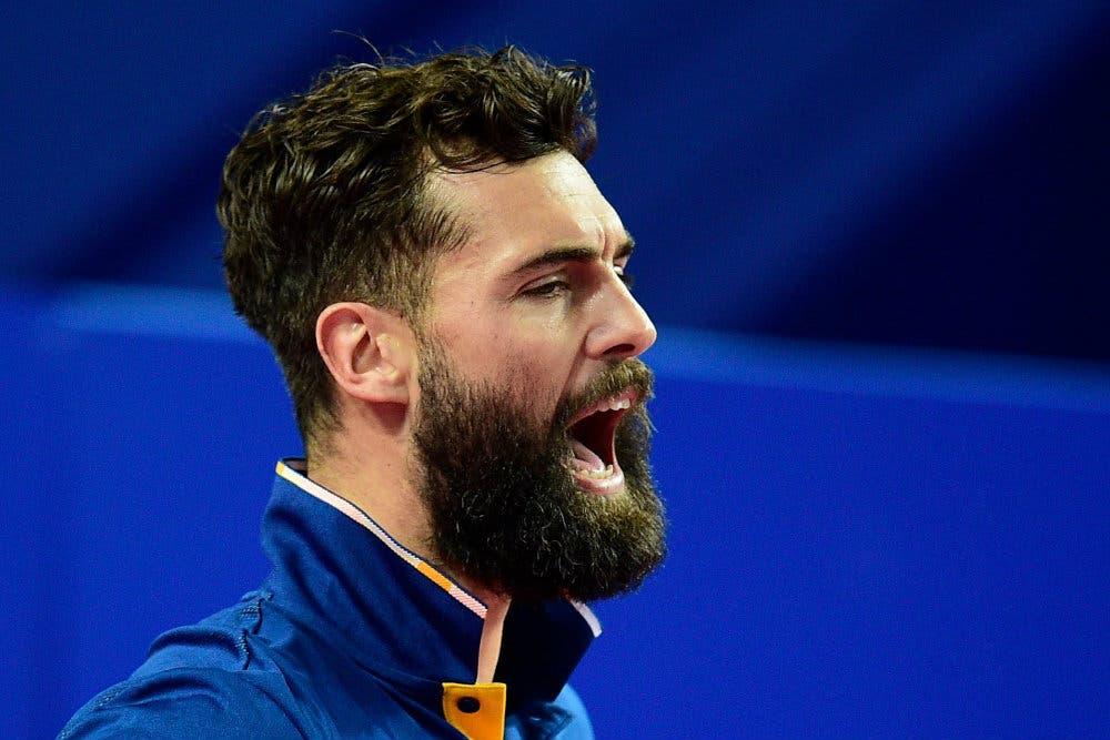 ATP Montpellier: Benoit passa, in tutti i sensi
