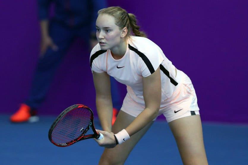 WTA San Pietroburgo: un giovane vento russo spazza via Garcia