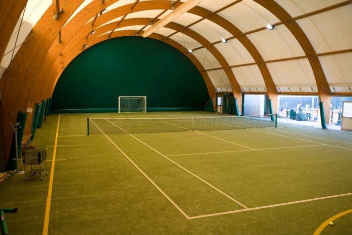 Sport Master, isola a tutto tennis nel cuore di Milano