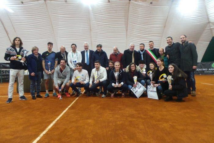 Open Toscano 2018: vincono Capecchi e De Vito