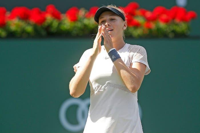A Hiroshima brilla Anisimova: prima semi WTA in carriera