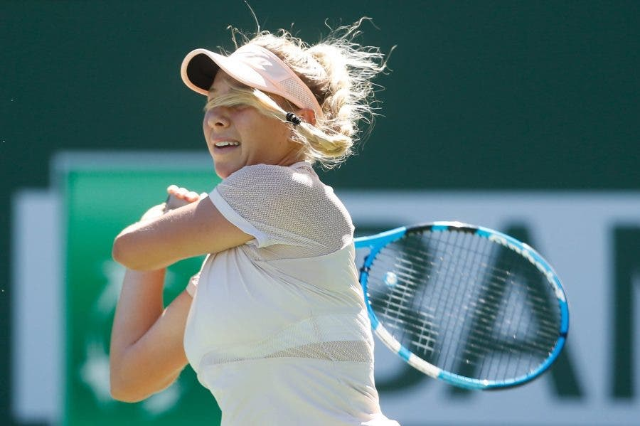 Indian Wells: sedici anni e non sentirli, Anisimova è già grande