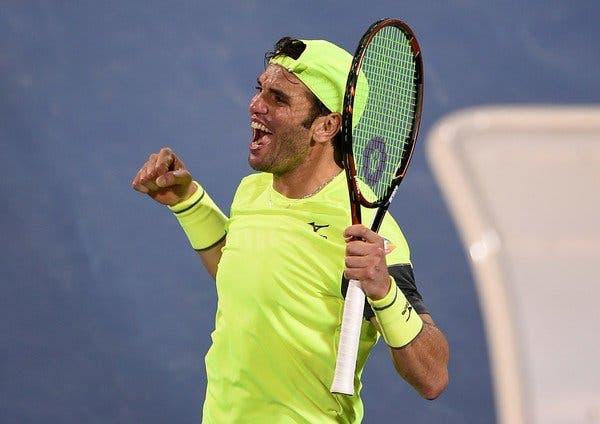 ATP Dubai: Jaziri continua la corsa. Pouille resiste, semi contro Krajinovic