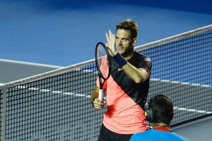 ATP Acapulco: Zverev a nervi scoperti, del Potro in finale con Anderson