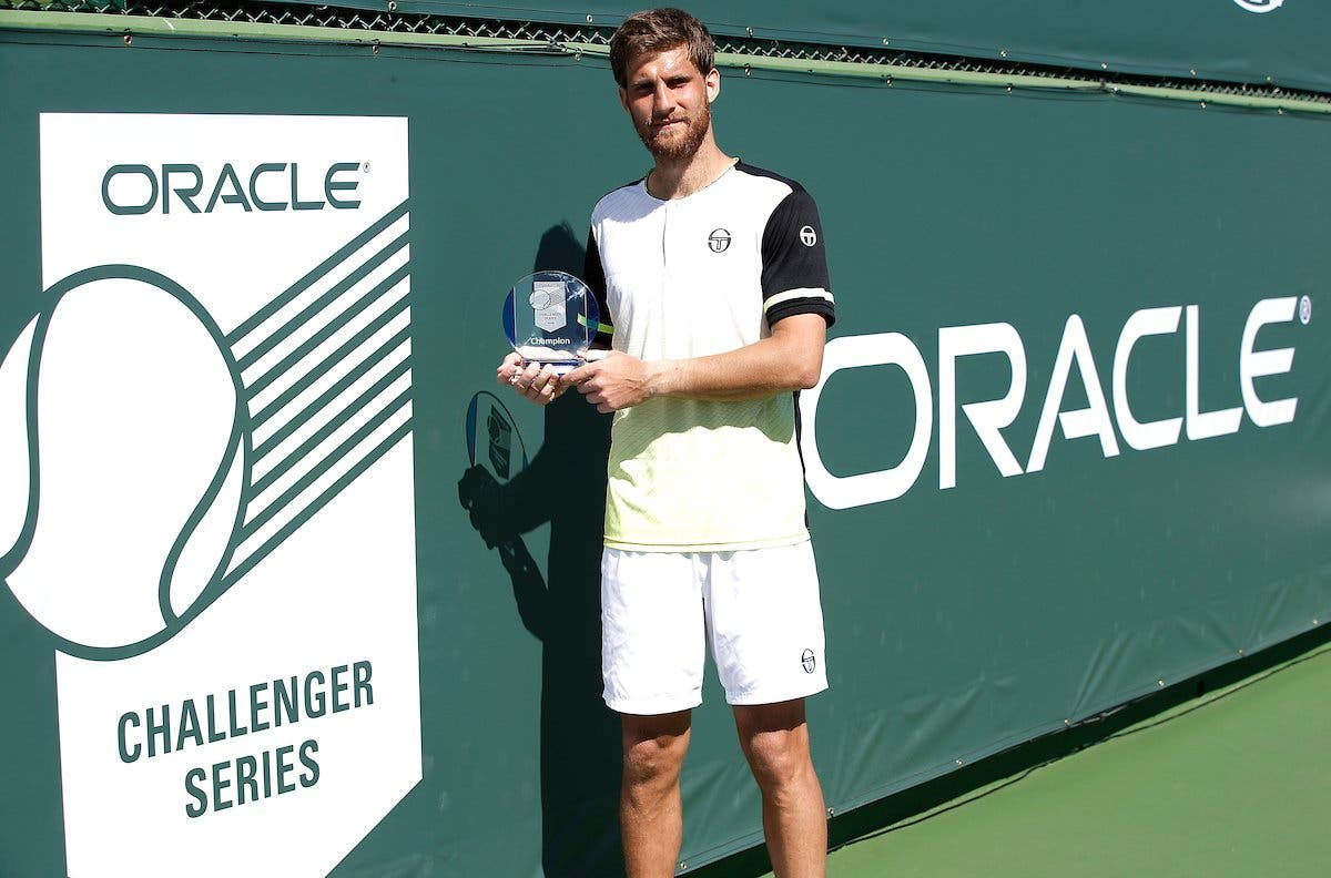 Mondo Challenger: Martin Klizan re di Indian Wells