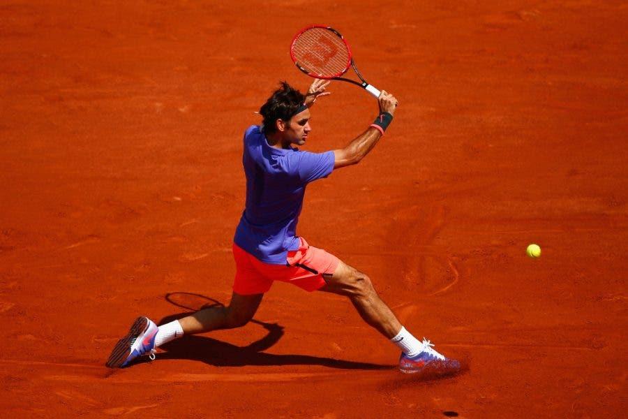 """Federer, pazza idea parigina? """"Sono un giocatore da terra"""""""