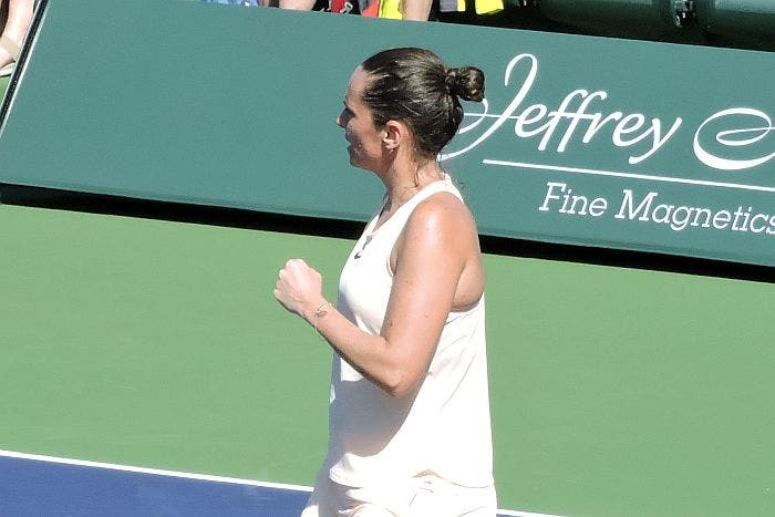 WTA Indian Wells, quali: buon esordio di Vinci, fuori Schiavone