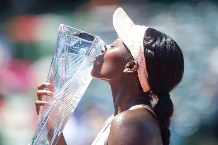 """Stephens: """"L'infortunio mi ha fatto capire che il tennis non è tutto"""""""
